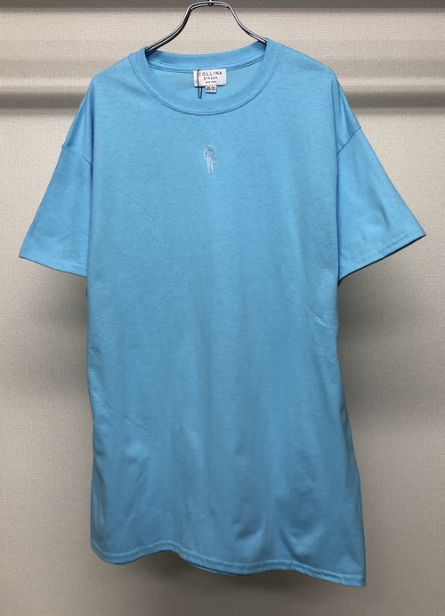 COLLINA STRADA GENDERLESS T-SHIRT SKY BLUE