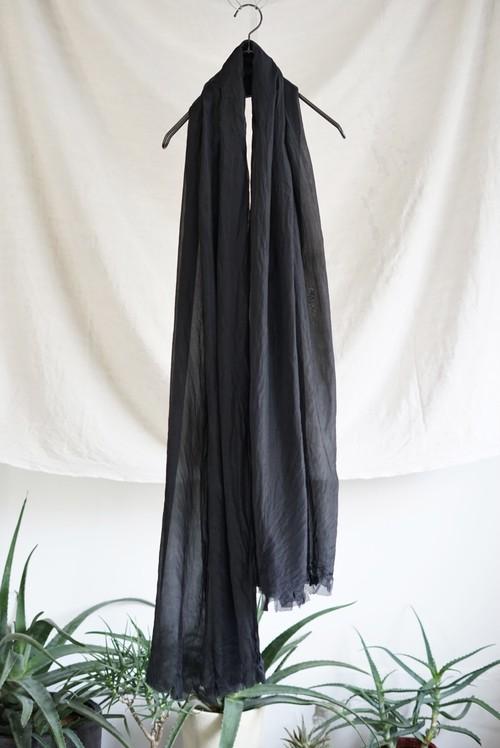 Chez VIDALENC - Scarf Habotai Light Silk
