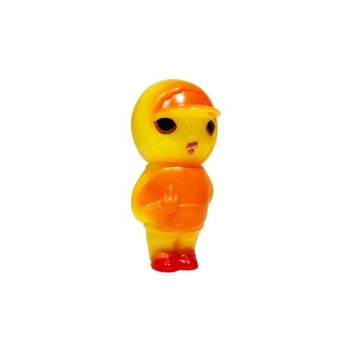 YUMYUM-CHANG Soft Vinyl Toy -YELLOW-