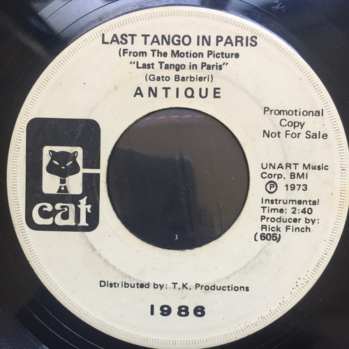 Antique ‎– Last Tango In Paris / Chaucha