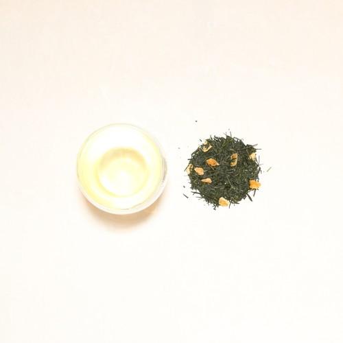 Refresh 002(煎茶 with 国産柚子)