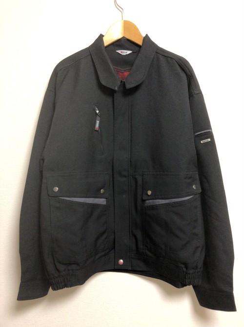 2000's kansai uniform japanese work jacket