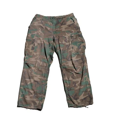 Camouflage 60s MilitaryCargoPants