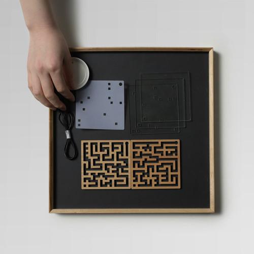 maze ornament kit / 迷路オーナメントキット
