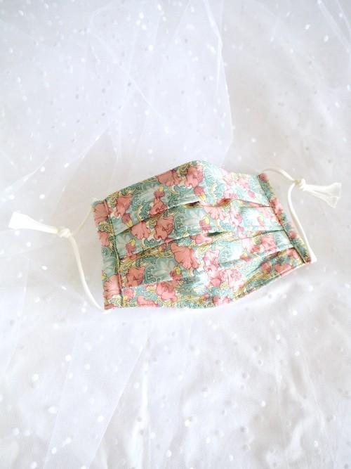 再販:夏用布マスク レディースM   <裏:メッシュ>送料¥250