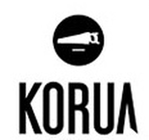 KORUA Shapes 2016/17 - CI LOGO STICER -