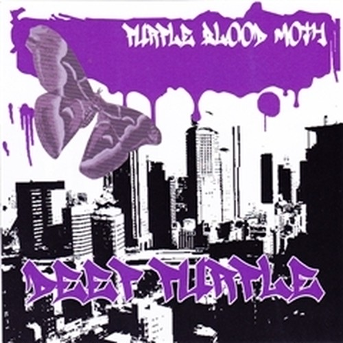 「DEEP PURPLE」 / Purple Blood Moth(1st Album)