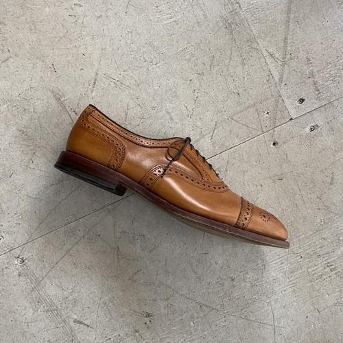 "Allen Edmonds ""Straight-tip leather shoes Strand"""
