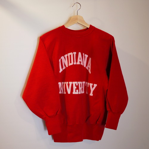 "Champion 1990's REVERSE WEAVE SizeS ""INDIANA UNIVERSITY"""