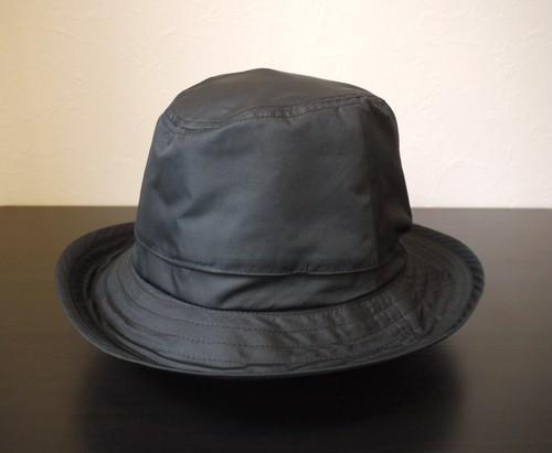Circle original 撥水マニッシュ(ブラック) / 帽子 ユニセックス  ハット メンズ レディース