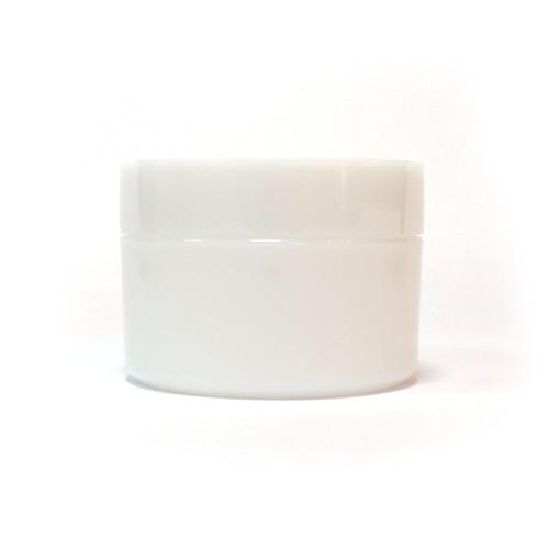 プラスチックジャー(ホワイト)120g