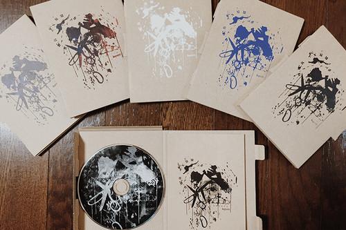 """ - CD"