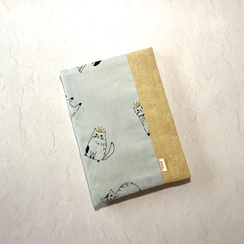 手帳型ポーチ「おしゃれなネコ」