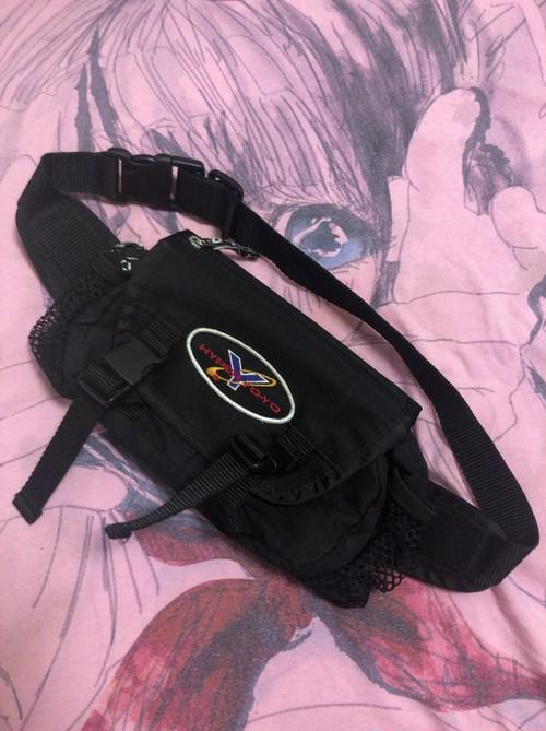 1998's HYPER YO-YO waist bag