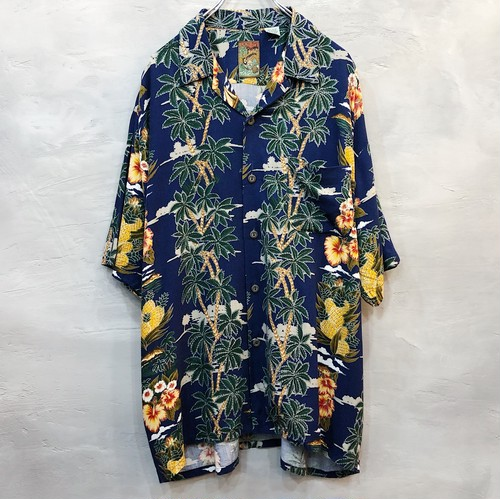 Hawaiian shirt #582