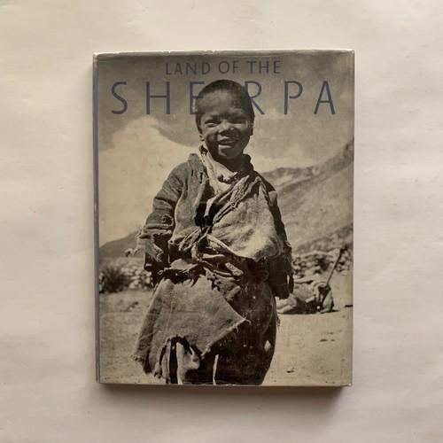 ヒマラヤのシェルパたち  Land of the Sherpa  /  Stanley Jeeves