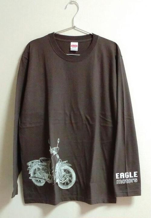 EALEmotors長袖Tシャツ