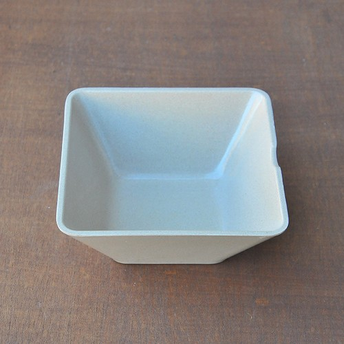 【EcoSouLife Husk】Square Bowl(Small)