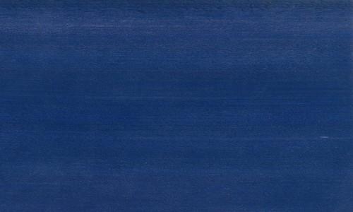 桧ツキ板 柾目 0.6mm厚 30*15cm 染色青