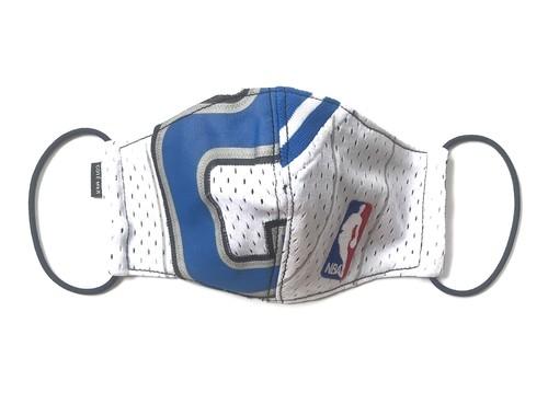【デザイナーズマスク 吸水速乾COOLMAX使用 日本製】NBA SPORTS MIX MASK CTMR 0918105