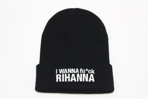 dope.boy.magic. I wanna f*uck Rihanna Skully Black