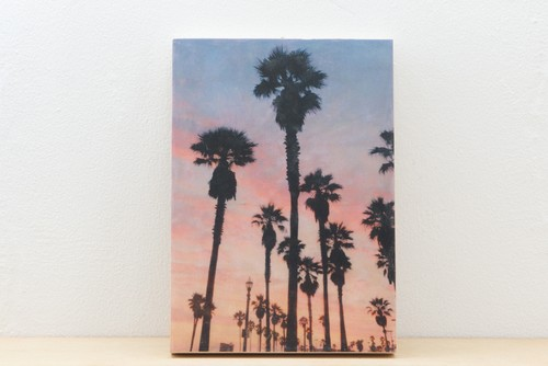 Wood Panel California #10 _ B5