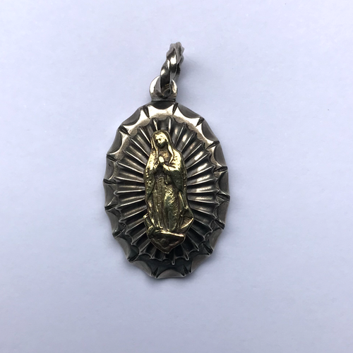 VOLUME + SILLY ESSENCE / GUADALUPE PENDANT(SILVER)