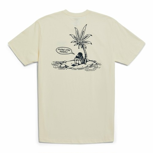 GOOD WORTH & CO. SEND PAPERS TEE
