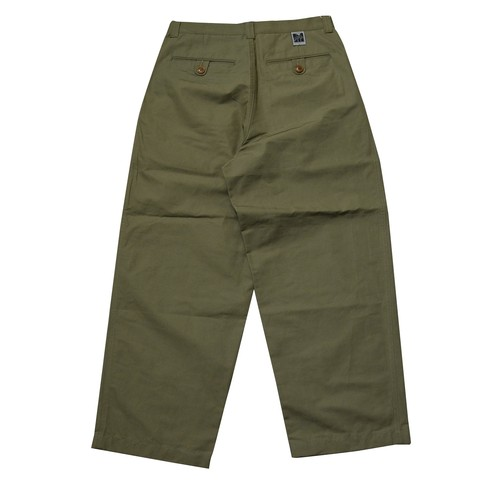 NOROLL / THICKWALK CHINO -OLIVE-