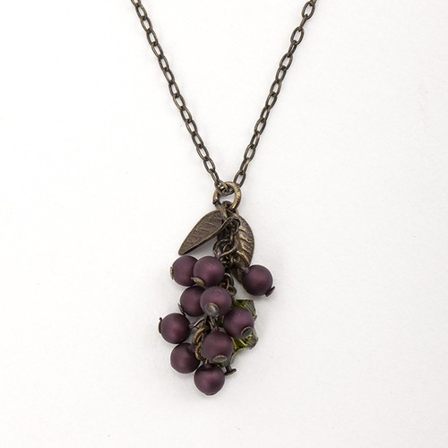 Grape/AG【ネックレス】