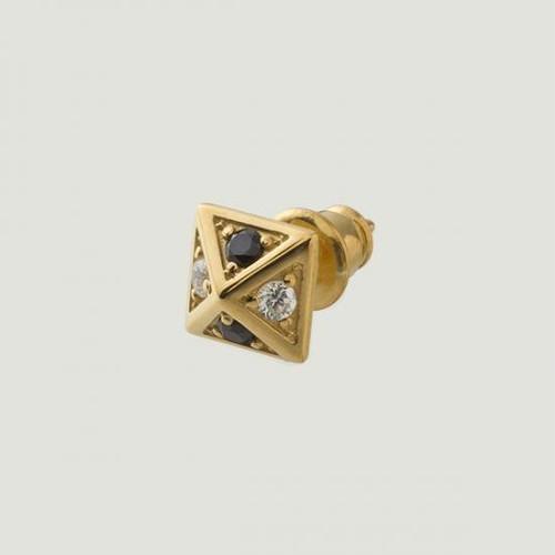 Studs Pierce Gold