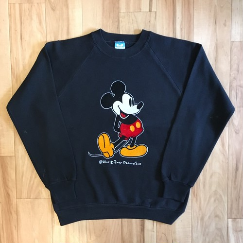 Mickey Mouse Sweat Long Sleeve
