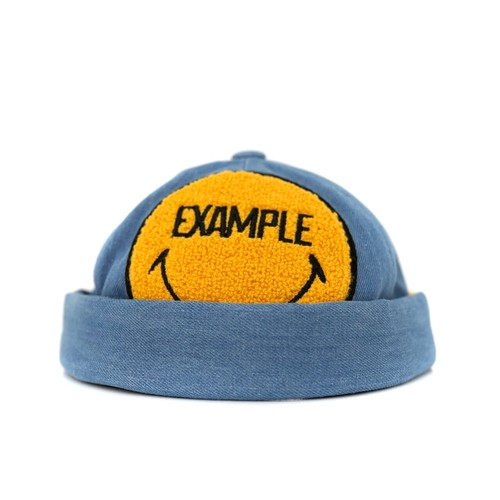 EXAMPLY by EXAMPLE EXAMPLY FISHERMAN CAP / DENIM