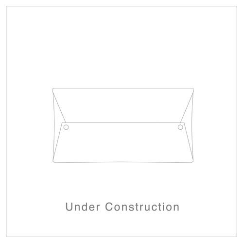 【LC02W–BS】ラクリエ式ロングウォレット〈ワイド〉/ ベッキオショルダー