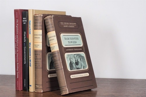 【SPECIAL PRICE】【DS214】BARCHESTER TOWERS -5set- /display book