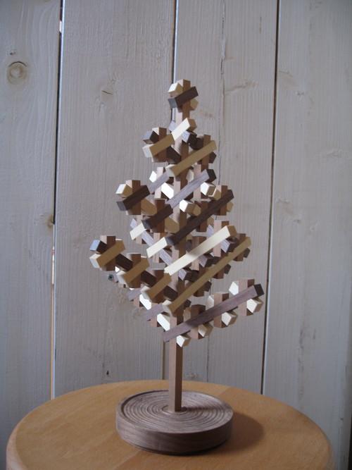 ジュエリーハンガーツリー 3D (S) jewelry hanger kumiko tree 3D(S)