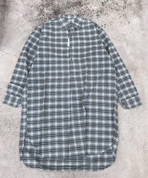 Grandfather Shirts / ヴィンテージ シャツ チェック (UT-651)