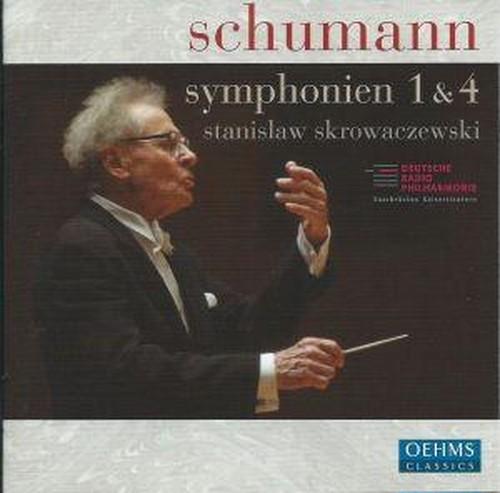 [中古CD] シューマン:交響曲第1番「春」他 スクロヴァチェフスキ&ザールブリュッケン・カイザースラウテルン