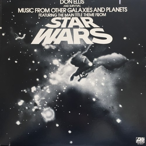Don Ellis And Survival ‎– Music From Other Galaxies And Planets
