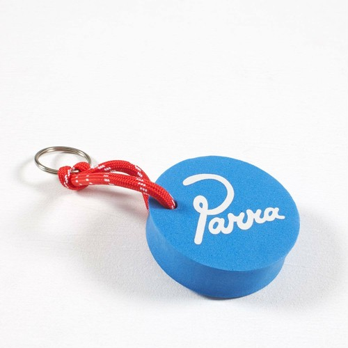 by Parra - floaty keychain signature