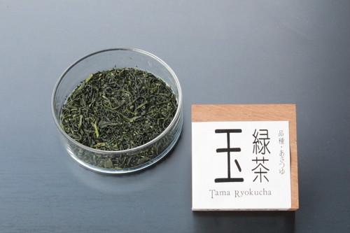 玉緑茶~たまりょくちゃ~(品種:あさつゆ) 50g