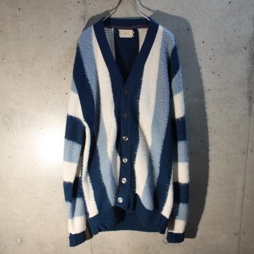 BRENT Acrylic Knit Cardigan