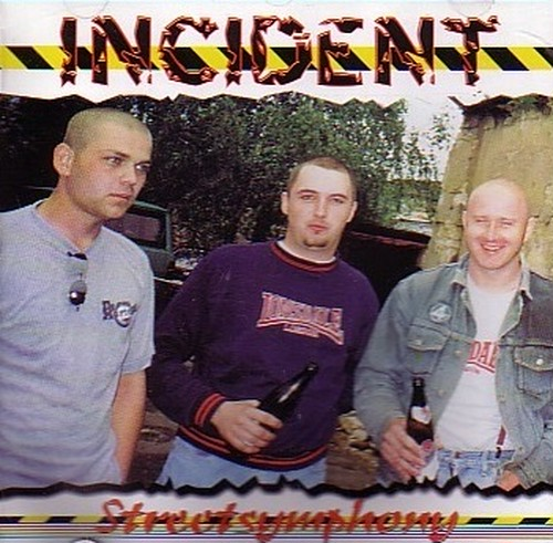 INCIDENT - Streetsymphony CD