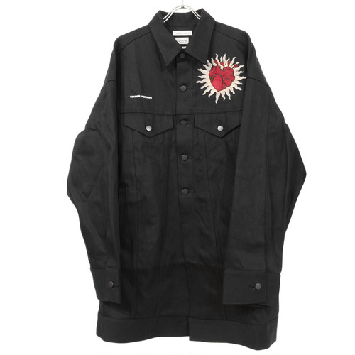 A Man×TENDER PERSON collaboration jacket