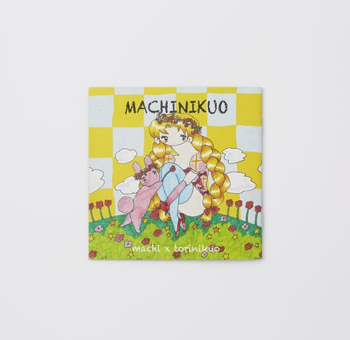 河野 裕麻   ZINE 『MACHINIKUO』