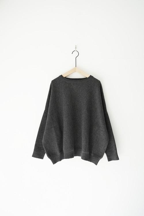 【ORDINARY FITS】BARBER KNIT garment wash/OF-N018