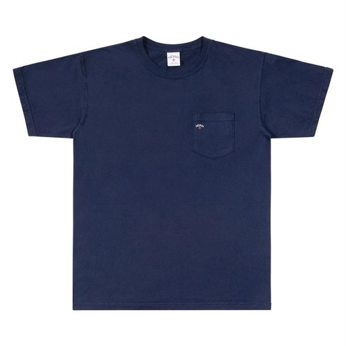 Pocket Tee(China Blue)