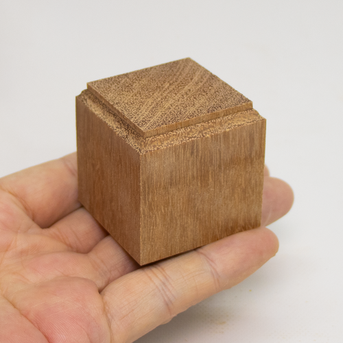 BB40/40/40:ブロックベース (2個入) 40mm高/ 40mm幅/ 40mm長