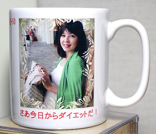 オリジナルマグカップ | 最低注文数5個〜 / 20個以上は、まずお見積もり