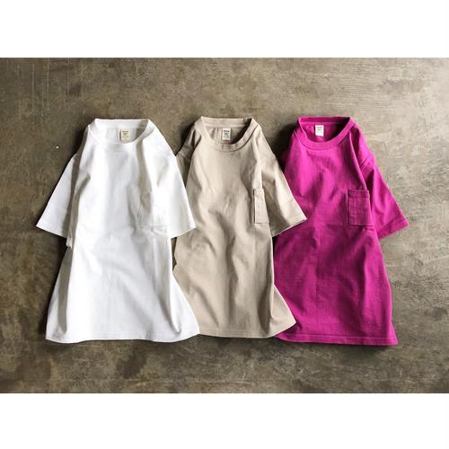 Jackman(ジャックマン) Dotsume Pocket T-Shirt